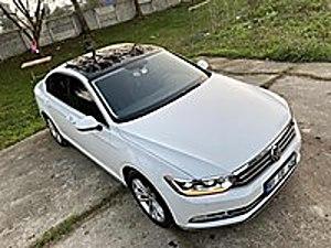 PASSAT HİGHLİNE HAYALET CAM TAVAN SERVİS BAKIMLI Volkswagen Passat 1.6 TDI BlueMotion Highline