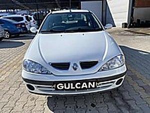 2001 MEGANE 1.6 RTE HATASIZ BOYASIZ 129 000 KM Renault Megane 1.6 RTE