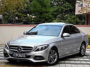 ORJİNAL-BOYASIZ-TRAMERSİZ C200d blueTEC AMG NAVİ PERDE İMZALI 7G Mercedes - Benz C Serisi C 200 d BlueTEC Fascination