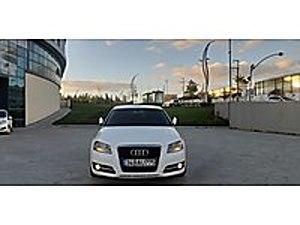 ÇINAR OTOMOTİV GEBZE DEN AUDİ A3 HASAR KAYITSIZ 7V. DSG 175KM Audi A3 A3 Sportback 1.6 TDI Attraction