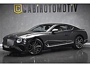 CABİR DEN 2020 BENTLEY CONTİNRNTAL GT 4.0 S V8 HEMEN TESLİM Bentley Continental GT