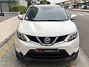 BZT MOTORS DAN HATASIZ KREDİYE UYGUN Nissan Qashqai 1.5 dCi Black Edition