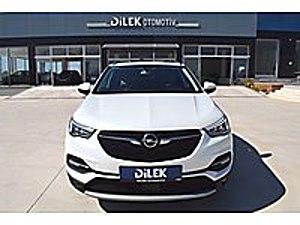 DİLEK AUTO 2020 OPEL GRANDLANDX 1.5D ENJOY OTOMATİK VİTES 0.KM   Opel Grandland X 1.5 D Enjoy