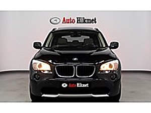 AUTO HİKMET TEN HATASIZ BOYASIZ 2012 BMW X1 2.0 XDRİVE PREMİUM BMW X1 20d xDrive Premium