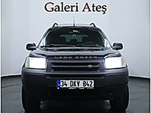 GALERİ ATEŞ DEN  50 PEŞİNAT 24 AY VADELİ JEEP FREELANDER Land Rover Freelander 2.0 TD4 HSE