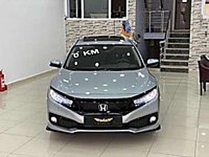 2020 SIFIR CIVIC ECO EXE SPORT GOLD KABLOSUZ ŞARJ ŞERİT TAKİP Honda Civic 1.6i VTEC Eco Executive