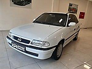 OPEL ASTRA 1.4 GL 115 BİN KM Opel Astra 1.4 GL
