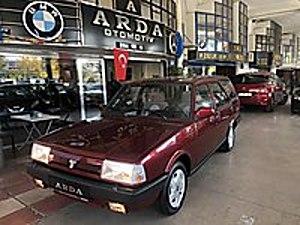 ARDA dan 1993 Model Kartal 1.6 SLX Tofaş Kartal SLX