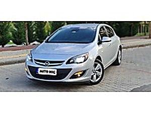 AUTO KOÇ TAN 2014 OPEL ASTRA J EDITION 93.000KM UYGUN FIYAT Opel Astra 1.6 Edition