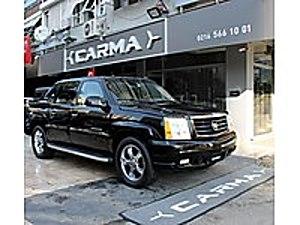-CARMA-2004 CADİLLAC ESCALADE EXT 6.0 V8 -PİCK UP -EMSALSİZ- Cadillac Escalade 6.0 V8