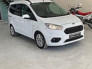 GAZELLE NEXT OTO BAYISINDEN 35 000 TL PESINATLA 2019 FORD Ford Tourneo Courier 1.5 TDCi Journey Titanium