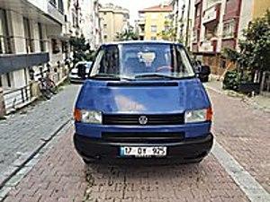 2000 TRANSPORTER 2.4 CAMLIVAN MİNİBÜS 9 1 KİŞİLİK ARABACI OTO DA Volkswagen Transporter 2.4