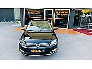 GÖKBAY Auto dan 2012 Passat kusursuz temizlite 98bin km de   Volkswagen Passat 1.4 TSI BlueMotion Comfortline
