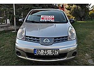 2008 NOTE 1.5DCİ TEKNA ARSLAN OTO EVREN Nissan Note 1.5 dCi Tekna