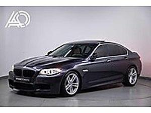 BMW 520d HAFIZALI DİREKSİYON KOLTUKLAR-190HP-NBT EKRAN - M PAKET BMW 5 Serisi 520d Comfort