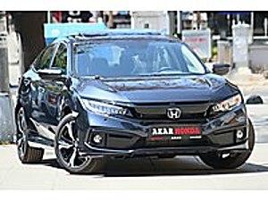 AKAR HONDA DAN 2020 CİVİC 1.6 ECO EXECUTİVE SPORT PAKET SIFIR KM Honda Civic 1.6i VTEC Eco Executive