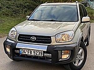 2004 MODEL TOYOTA RAV4 OTOMATİK VİTES  160000KM  Toyota RAV4 2.0