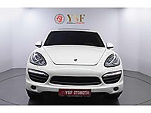 PORSCHE CAYENNE 3.0 D NAVİGASYON F1 AİR ÇİFT HAFIZA CAM TAVAN Porsche Cayenne 3.0 Diesel