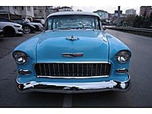 ŞAMNU  DAN 1955 CHEVROLET BELAIR COUPE Chevrolet Chevrolet Belair