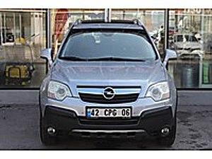 KAFKAS DAN 2007 MODEL OPEL ANTARA 2.0 CDTI COSMO 132 BİN KM DE Opel Antara 2.0 CDTI Cosmo