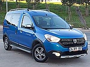 HATASIZ  GERİ GÖRÜŞ NAVİGASYON LU  DOKKER  STEPWAY  90 HP Dacia Dokker 1.5 dCi Stepway