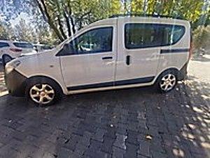 2013 MODEL 1.5 DCİ DİZEL DOKKER 225 BİN KİLOMETREDE SORUNSUZ Dacia Dokker 1.5 dCi Ambiance