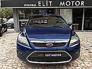 ist.ELİT MOTOR dan 2009 FORD FOCUS 1.6 DİZEL TİTANIUM HB 110 hp Ford Focus 1.6 TDCi Titanium