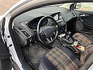 2017 Focus 1.6 tdci titanyum 26 bin km boya hata yok Ford Focus 1.6 TDCi Titanium