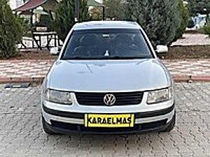 KARAELMAS AUTODAN 1.9 TDİ DSG OTOMATİK ÇOK TEMİZ PASSAT FIRSATI Volkswagen Passat 1.9 TDI Comfortline