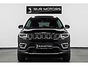 2020 JEEP COMPASS 1.4 4x4 LIMITED EXECUTIVE-SOĞUTMA ISITMA 3800K Jeep Compass 1.4 Limited