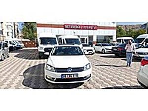 SEVİNÇOĞLU OTOMOTİV DEN HAYLANT DONANİMLİ DSG CONFORTLİNE PASSAT Volkswagen Passat 1.6 TDI BlueMotion Comfortline