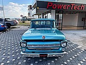 POWERTECH 1957 F 100 Ford Ford F 100