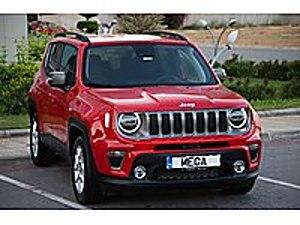 Mega Otomotiv. 2019 Jeep Renegade 1.6 MJT DCT  Limited   BOYASIZ Jeep Renegade 1.6 Multijet Limited