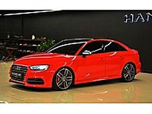 HANCAR MOTORS - PRO FEC 600 HP -ÖZEL YAPIM-SUNROOF-DOĞUŞ-HATASIZ Audi S Serisi S3 2.0 TFSI Quattro