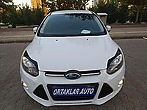 TITANYUM SMART Ford Focus 1.6 TDCi Titanium