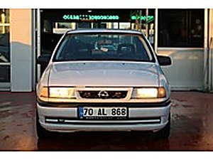 1993 OPEL VECTRA 2.0 GL SADECE 1 PARÇA BOYALI MASRAFSIZ BAKIMLI Opel Vectra 2.0 GL