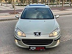 OTO BORSA DAN 2008 PEUGEOT 407 1 6 HDI BOYASIZ HATASIZ FUL Peugeot 407 1.6 HDi Executive Black