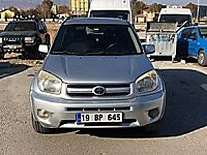 EFE OTO 2004 TOYOTA RAV4 2.0 TAM OTOMATİK LPGLİ İŞLİ 2.SAHİBİ Toyota RAV4 2.0