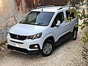 2020 - SIFIR  0  KM - PEUGEOT RİFTER - OTOMATİK - ALLURE - BEYAZ Peugeot Rifter 1.5 BlueHDI Allure