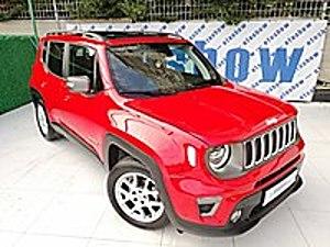 OTOSHOW 2 ELDEN JEEP RENEGADE CAM TAVAN LI KIRMIZI LANSMAN RENGİ Jeep Renegade 1.6 Multijet Limited