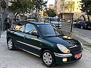 0ZAN 0T0-EMSALSİZ TAM OTOMATİK SİRİON FULL PAKET İLK ELDEN Daihatsu Sirion 1.3 Touring