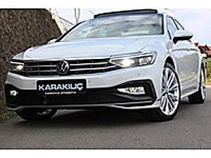 2020 PASSAT 1.6TDI BLUEMOTİON DSG 0 KM R-LİNE E.BAGAJ HAYALET Volkswagen Passat 1.6 TDI BlueMotion R Line