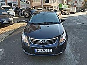 ÖZMENLER DEN 2009 TOYOTA AVENSİS 2.0 PREMİUM LPG FULL FULL Toyota Avensis 2.0 Premium