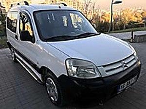 195.500 KİLOMETREDE İLK ELDEN TERTEMİZ GICIR GICIR ÇİÇEK GİBİ Citroën Berlingo 1.9 D Multispace