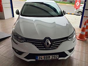 2018 Renault Megane 1.5 dCi Icon - 33811 KM