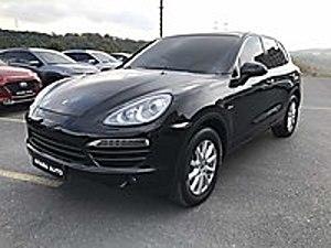2013 PORSCHE CAYENNE 3.0 DİESEL BAYİ-NAVİ-PANORAMİK CAM TVN-AİR Porsche Cayenne 3.0 Diesel