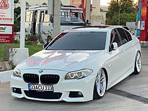 SATILIK 2011 BMW 5.20D PREMJUM FULL