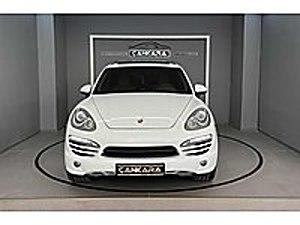 ÇANKARA DAN 2013 CAYENNE 3.0D BOYASIZ ÖZEL SİPARİŞ CHRONO PAKET Porsche Cayenne 3.0 Diesel