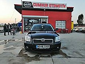 ORJİNAL 2006 AVENSIS 2.0 OTOMOTİK ELEGAS FUL CAM GİBİ Toyota Avensis 2.0 Elegant