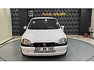 1994 MODEL OPEL CORSA 5 KAPI 1.4 SWİNG Opel Corsa 1.4 Swing
